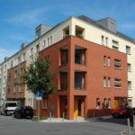 Neubau von 46 Seniorenwohnungen