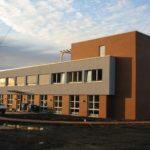 Büro- und Produktionsgebäude, Neubau und Erweiterung
