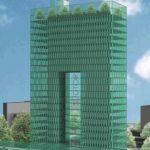 Bürohochhaus mit Tiefgarage, Dortmund