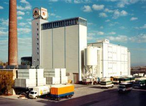 Erweiterung Ritter Brauerei